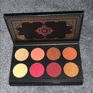 Makeup - ace beaute eye shadow palette